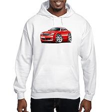 Crossfire Red Car Hoodie