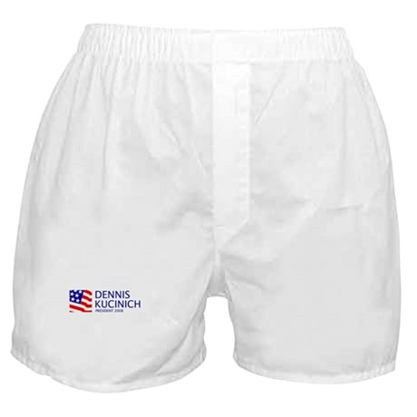 Kucinich 08 Boxer Shorts