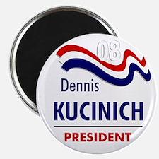 Kucinich 08 Magnet