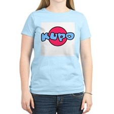 Kupo! Women's Pink T-Shirt