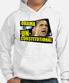 Obama-is-UNconstitutional Hoodie