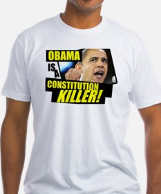 Obama-is-a-Constitution-KILLER T-Shirt