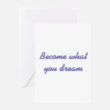 What You Dream Greeting Cards (Pk of 10)