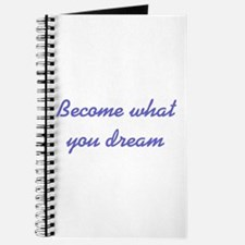 What You Dream Journal