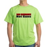 Ban Ignorance Green T-Shirt