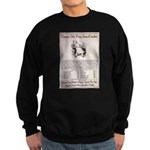 The Navy Needs You Sweatshirt (dark)