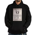 The Navy Needs You Hoodie (dark)
