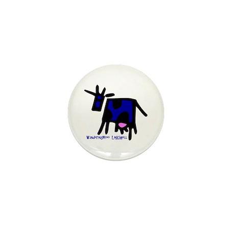 WanderingMoo Mascot Mini Button (10 pack)
