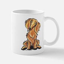 Longhair Dachshund Lover Mug