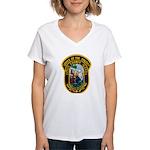 Citrus Sheriff's Office Women's V-Neck T-Shirt