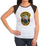 Citrus Sheriff's Office Women's Cap Sleeve T-Shirt