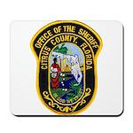 Citrus Sheriff's Office Mousepad