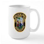 Citrus Sheriff's Office Large Mug