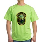 Citrus Sheriff's Office Green T-Shirt