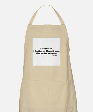 Time for My Nap BBQ Apron