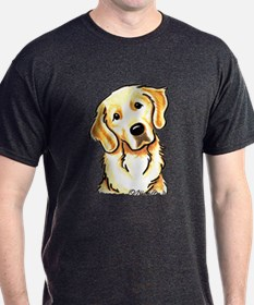Golden Retriever Portrait T-Shirt