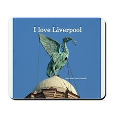 Liverpool 1 Mousepad