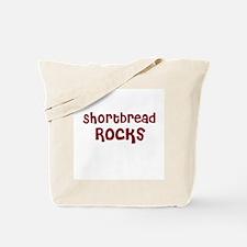Shortbread Rocks Tote Bag