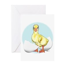 Happy Birthday Gosling Greeting Card