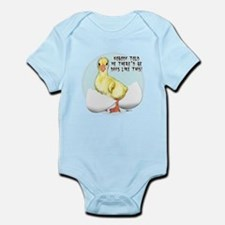 Gosling Hatch #2 Infant Bodysuit