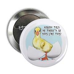 """Gosling Hatch #2 2.25"""" Button"""