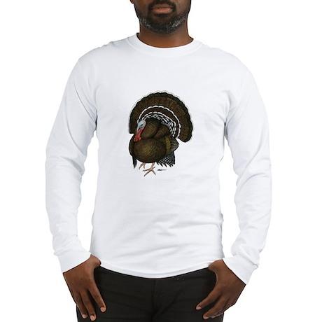 Turkey Standard Bronze Tom Long Sleeve T-Shirt