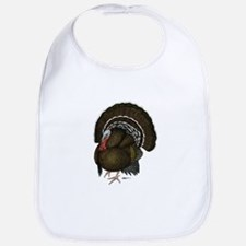Turkey Standard Bronze Tom Bib