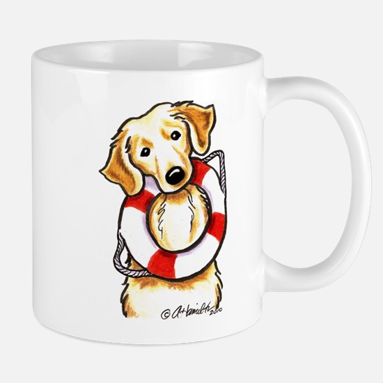 Golden Retriever Lover Rescue Mug