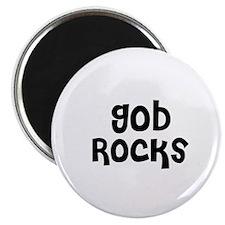 Gob Rocks Magnet