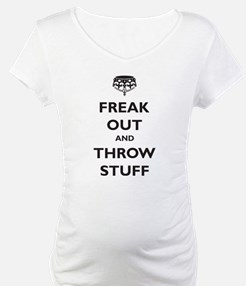Freak Out and Throw Stuff (pa Shirt