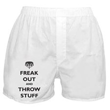 Freak Out and Throw Stuff (pa Boxer Shorts