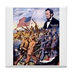 True Sons of Freedom Tile Coaster