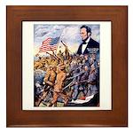 True Sons of Freedom Framed Tile