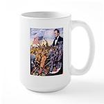 True Sons of Freedom Large Mug