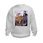 True Sons of Freedom Kids Sweatshirt