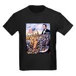 True Sons of Freedom Kids Dark T-Shirt