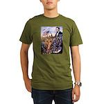 True Sons of Freedom Organic Men's T-Shirt (dark)