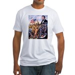 True Sons of Freedom Fitted T-Shirt