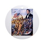 True Sons of Freedom Ornament (Round)