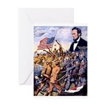 True Sons of Freedom Greeting Card
