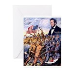 True Sons of Freedom Greeting Cards (Pk of 20)
