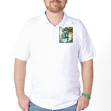 Colored Man Is No Slacker T-Shirt
