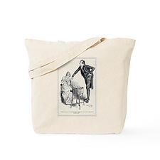 Jane Austen Karen G. Haiku Tote Bag