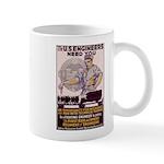 Engineers and Mechanics Wanted Mug