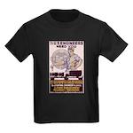 Engineers and Mechanics Wanted Kids Dark T-Shirt