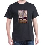 Engineers and Mechanics Wanted Dark T-Shirt