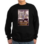 Engineers and Mechanics Wanted Sweatshirt (dark)