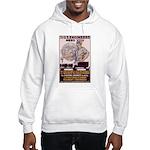 Engineers and Mechanics Wanted Hooded Sweatshirt
