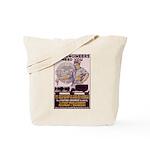 Engineers and Mechanics Wanted Tote Bag