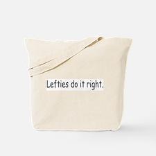 Lefties  Tote Bag